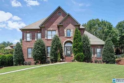 Hoover Single Family Home For Sale: 5162 Lake Crest Cir