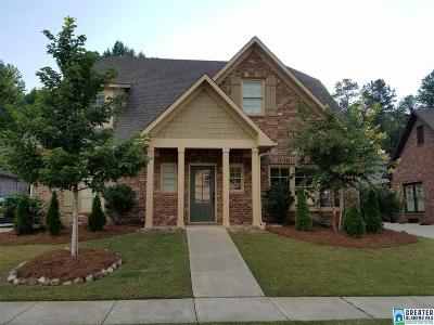 Hoover AL Single Family Home For Sale: $295,000