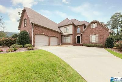 Hoover Single Family Home For Sale: 604 Springbank Terr