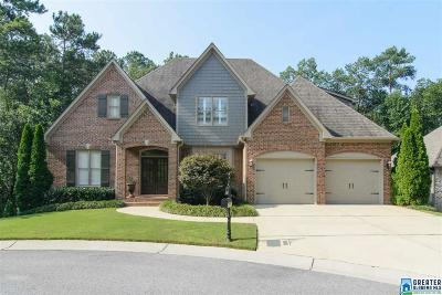 Hoover Single Family Home For Sale: 5257 Crossings Pkwy