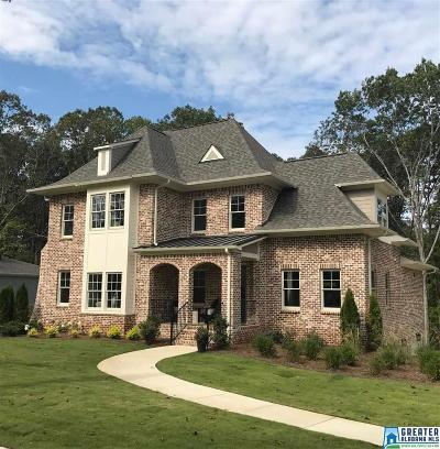 Hoover Single Family Home For Sale: 2134 Raines Run