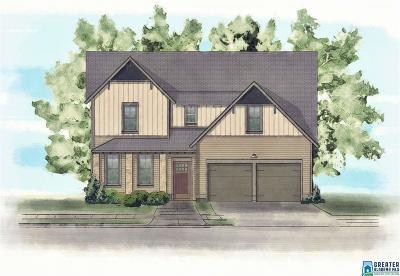 Pelham Single Family Home For Sale: 125 Camellia Ridge Dr
