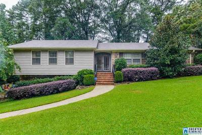 Birmingham Single Family Home For Sale: 4108 Cloverleaf Dr
