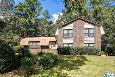 Pelham Single Family Home For Sale: 6603 Remington Dr