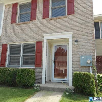 Birmingham AL Condo/Townhouse For Sale: $79,900