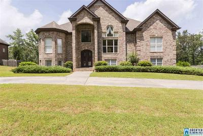 Helena Single Family Home For Sale: 3019 Laurel Lakes Cove