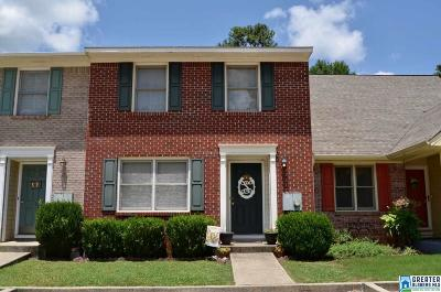 Birmingham AL Condo/Townhouse For Sale: $94,500