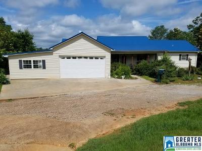 Clay County, Cleburne County, Randolph County Single Family Home For Sale: 195 Laurel Dr