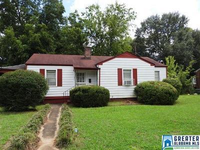 Birmingham, Homewood, Hoover, Irondale, Mountain Brook, Vestavia Hills Rental For Rent: 2101 SW Fulton Ave