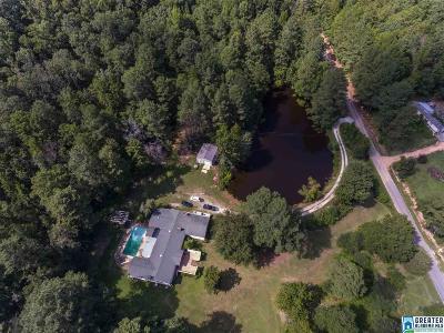 Jacksonville Single Family Home For Sale: 625 Gray Harrelson Rd