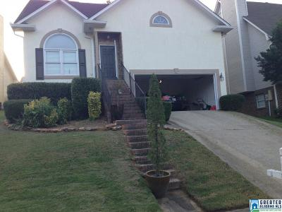 Hoover Single Family Home For Sale: 721 Ridge Way Cir