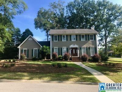 Pelham Single Family Home For Sale: 100 Cedar Cove Ln