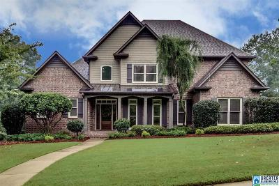 Hoover Single Family Home For Sale: 1358 Scout Trc
