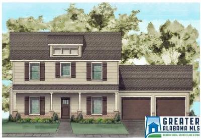 Pelham Single Family Home For Sale: 128 Camellia Ridge Dr
