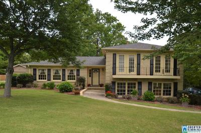 Hoover Single Family Home For Sale: 517 Turtle Creek Dr