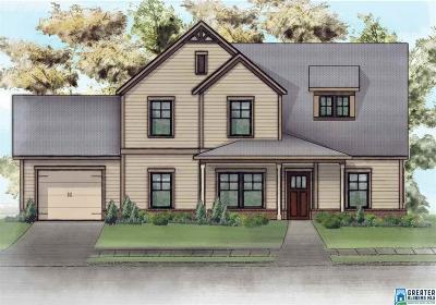 Pelham Single Family Home For Sale: 124 Camellia Ridge Dr
