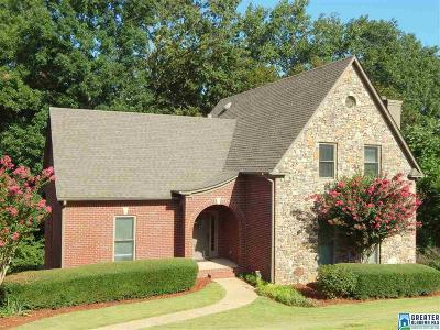 Hoover Single Family Home For Sale: 2107 Baneberry Dr