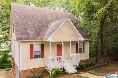 Birmingham Single Family Home For Sale: 1002 Cannon Cir