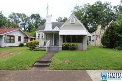 Birmingham, Homewood, Hoover, Irondale, Mountain Brook, Vestavia Hills Rental For Rent: 8211 Rugby Ave