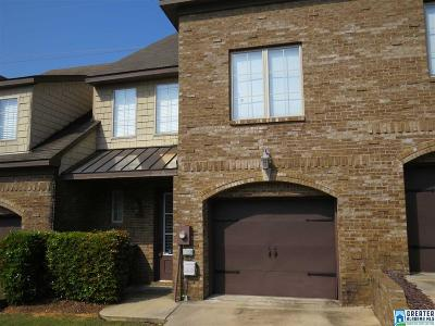 Hoover AL Condo/Townhouse For Sale: $215,000