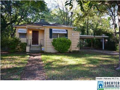 Birmingham, Homewood, Hoover, Irondale, Mountain Brook, Vestavia Hills Rental For Rent: 640 Annie Laura Dr
