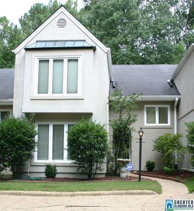 Vestavia Hills AL Condo/Townhouse For Sale: $192,000
