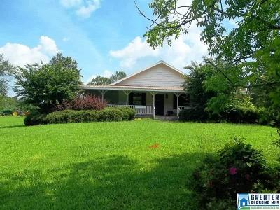 Clay County Single Family Home For Sale: 337 Dinner Creek Rd
