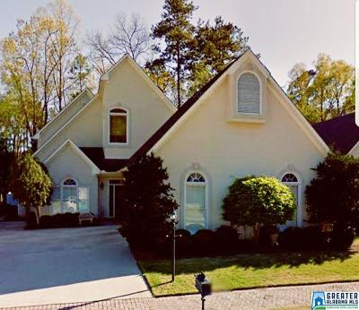 Hoover Single Family Home For Sale: 2912 Summerwood Cir