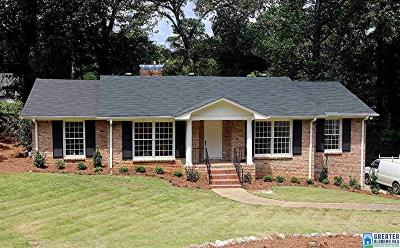 Mountain Brook AL Single Family Home For Sale: $364,900