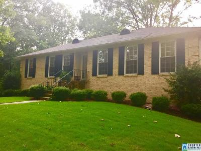 McCalla Single Family Home For Sale: 2213 Lakeside Dr