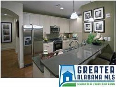 Homewood AL Condo/Townhouse For Sale: $429,000