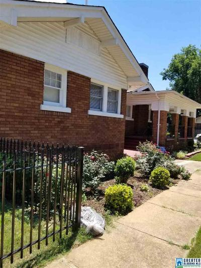Birmingham Single Family Home For Sale: 901 6th St SW