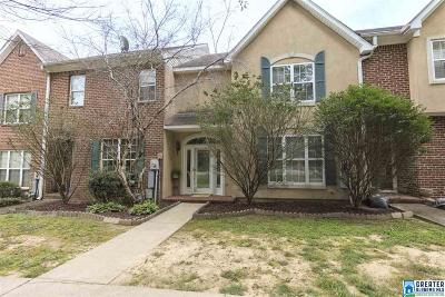 Hoover Condo/Townhouse For Sale: 108 Sheffield Ct