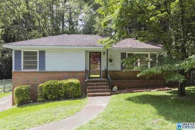 Birmingham Single Family Home For Sale: 40 Sunset Ln