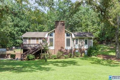 McCalla Single Family Home For Sale: 1100 Victoria Dr