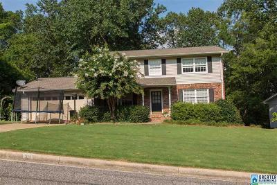 Birmingham AL Single Family Home For Sale: $284,900