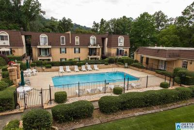 Birmingham, Homewood, Hoover, Mountain Brook, Vestavia Hills Condo/Townhouse For Sale: 165 Old Montgomery Hwy #E