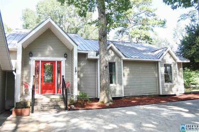 Clay County, Cleburne County, Randolph County Single Family Home For Sale: 49 Roberts Cir