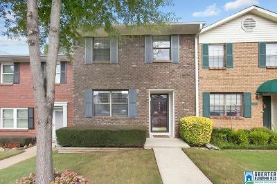 Birmingham, Homewood, Hoover, Mountain Brook, Vestavia Hills Condo/Townhouse For Sale: 2264 Cheshire Dr