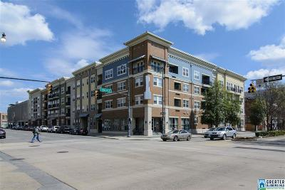 Birmingham, Homewood, Hoover, Mountain Brook, Vestavia Hills Condo/Townhouse For Sale: 401 20th St S #422