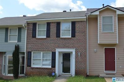 Birmingham, Homewood, Hoover, Mountain Brook, Vestavia Hills Condo/Townhouse For Sale: 4723 Cheshire Cir