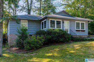 Birmingham Single Family Home For Sale: 4333 Montevallo Rd
