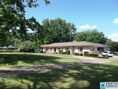 Clay County, Cleburne County, Randolph County Single Family Home For Sale: 88334 Hwy 9