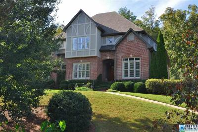 Hoover Single Family Home For Sale: 1824 Hardwood View Dr