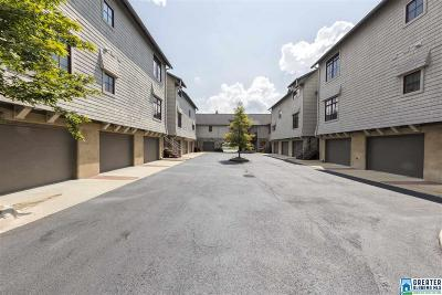 Homewood AL Condo/Townhouse For Sale: $285,000