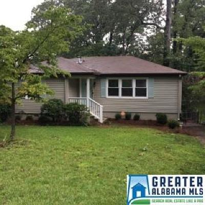 Birmingham Single Family Home For Sale: 458 Exeter Dr
