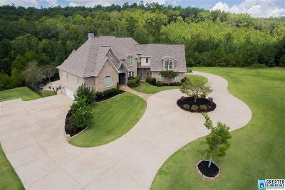 Alabaster Single Family Home For Sale: 231 Oakwood Dr