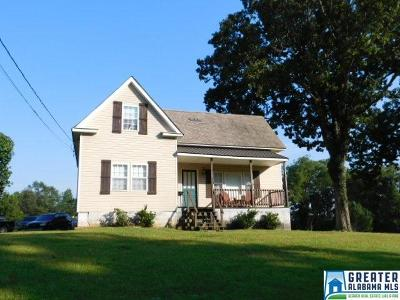 Clay County, Cleburne County, Randolph County Single Family Home For Sale: 364 Co Rd 79