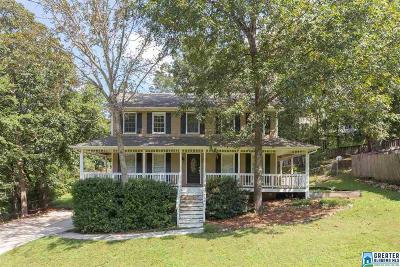 Alabaster Single Family Home For Sale: 121 Tradewinds Cir