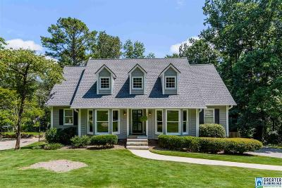 Vestavia Hills Single Family Home For Sale: 2775 Abingwood Way